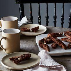 Grandma Batali's Chocolate Biscotti