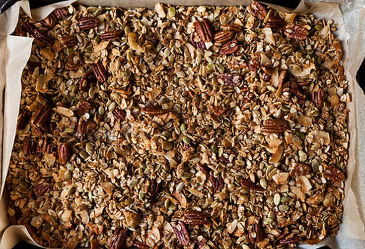 How to Make Olive Oil Granola, Step by Step
