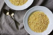 The Classic, Golden Risotto with the Help of a...