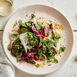 salads by carol