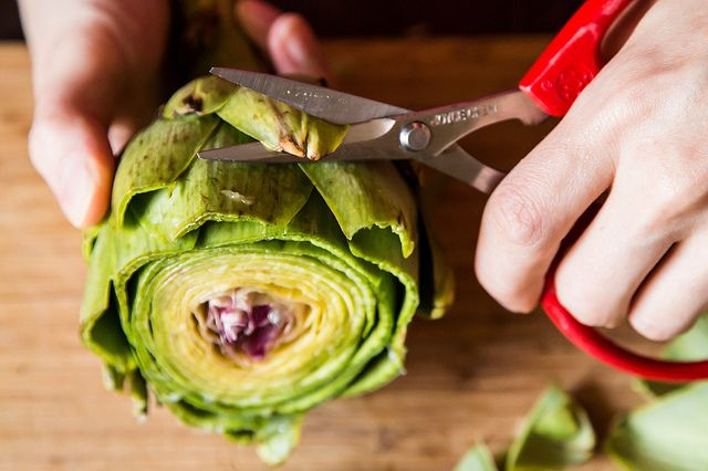The many ways to prep an artichoke - What to do with citrus peels seven practical tips ...