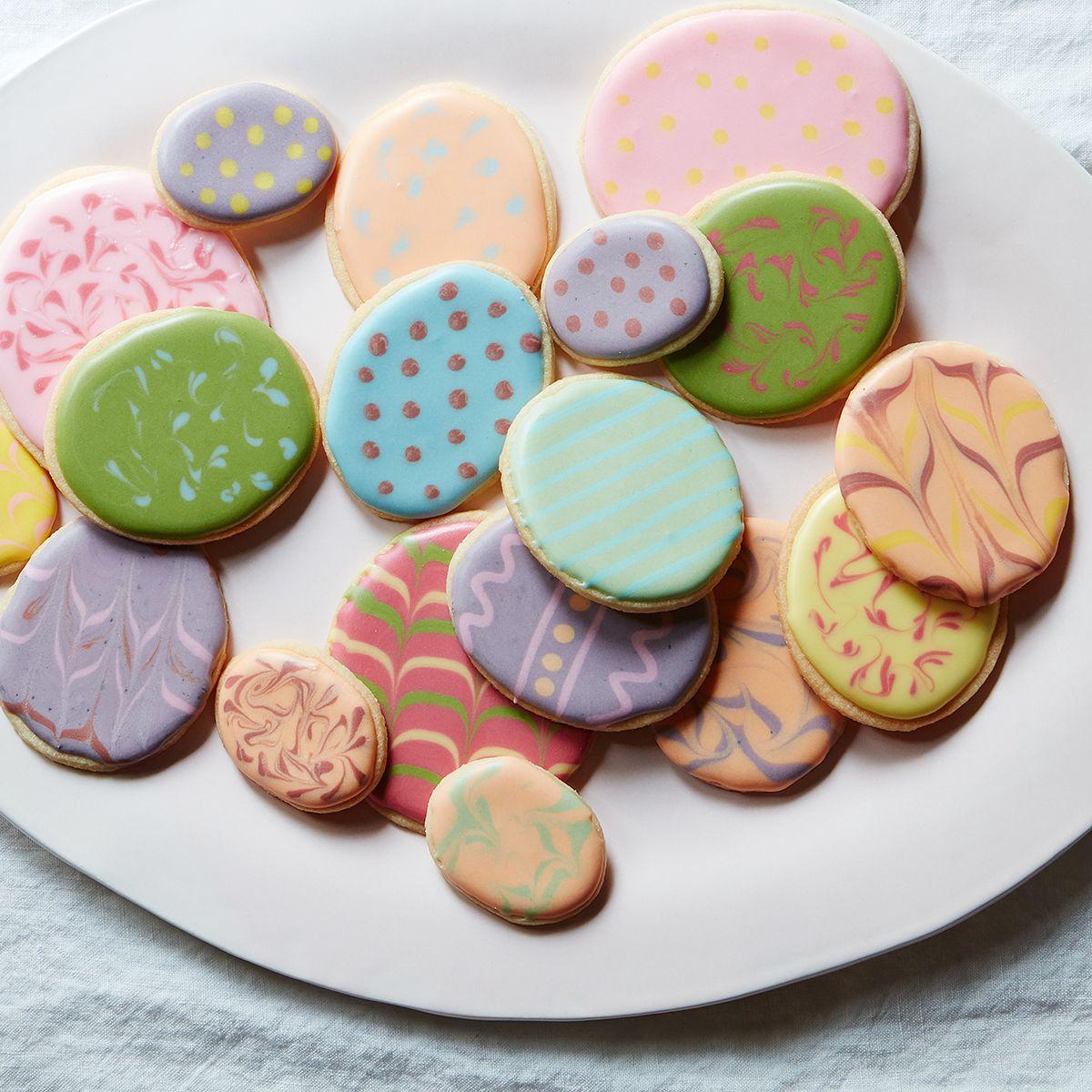Royal Icing and Natural Food Colorings Recipe on Food52