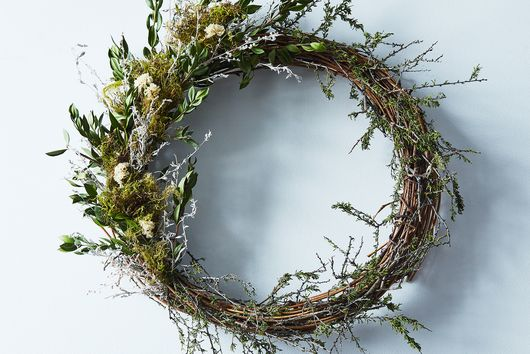 Spring Branch Wreath