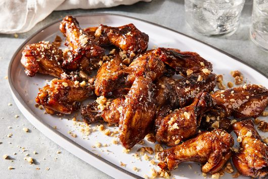 Sohla's Saucy Secrets to Oven-Roasted Chicken Wings