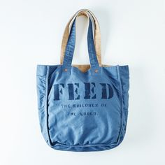 FEED 1 for Food52 Bag