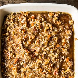 Maple Oatmeal Princess Coffee Cake