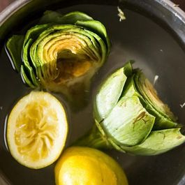 The Many Ways to Prep an Artichoke