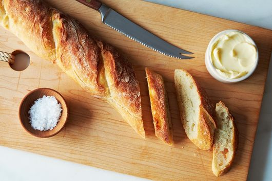 The Secret to Crispy, Crunchy Bakery-Style Bread