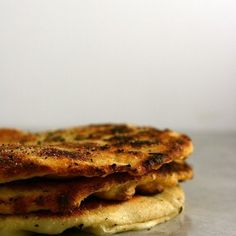 Homemade Pita Bread + Greek Spice Mix