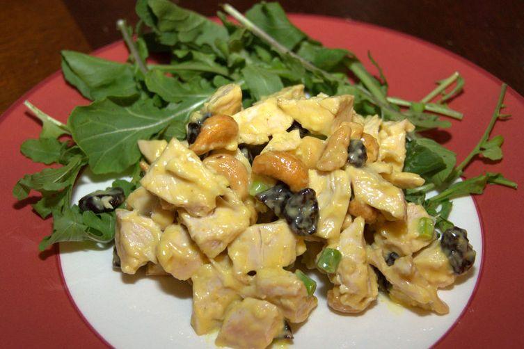 Curried Turkey Salad Recipe on Food52