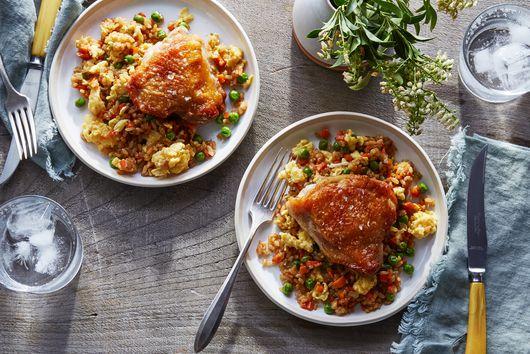 13 Ways Chicken Thighs Are Winning Dinner