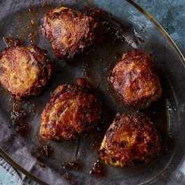 Judy Hesser's Oven-Fried Chicken