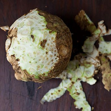 How to Prep Celeriac