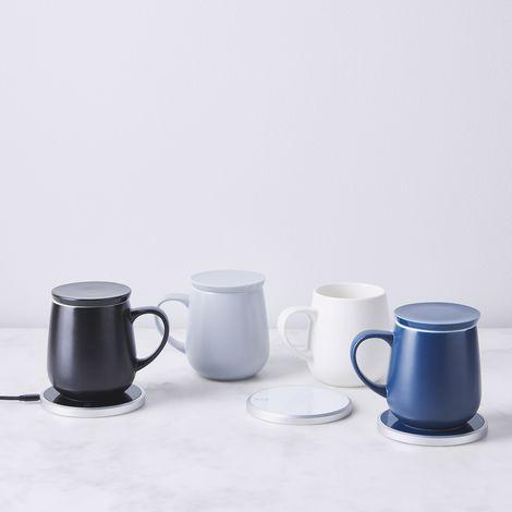 Self-Heating Ceramic Mug