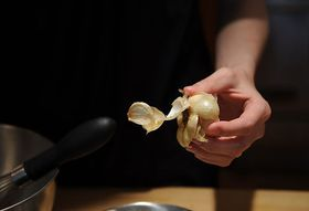 How to Utilize a Glut of Garlic