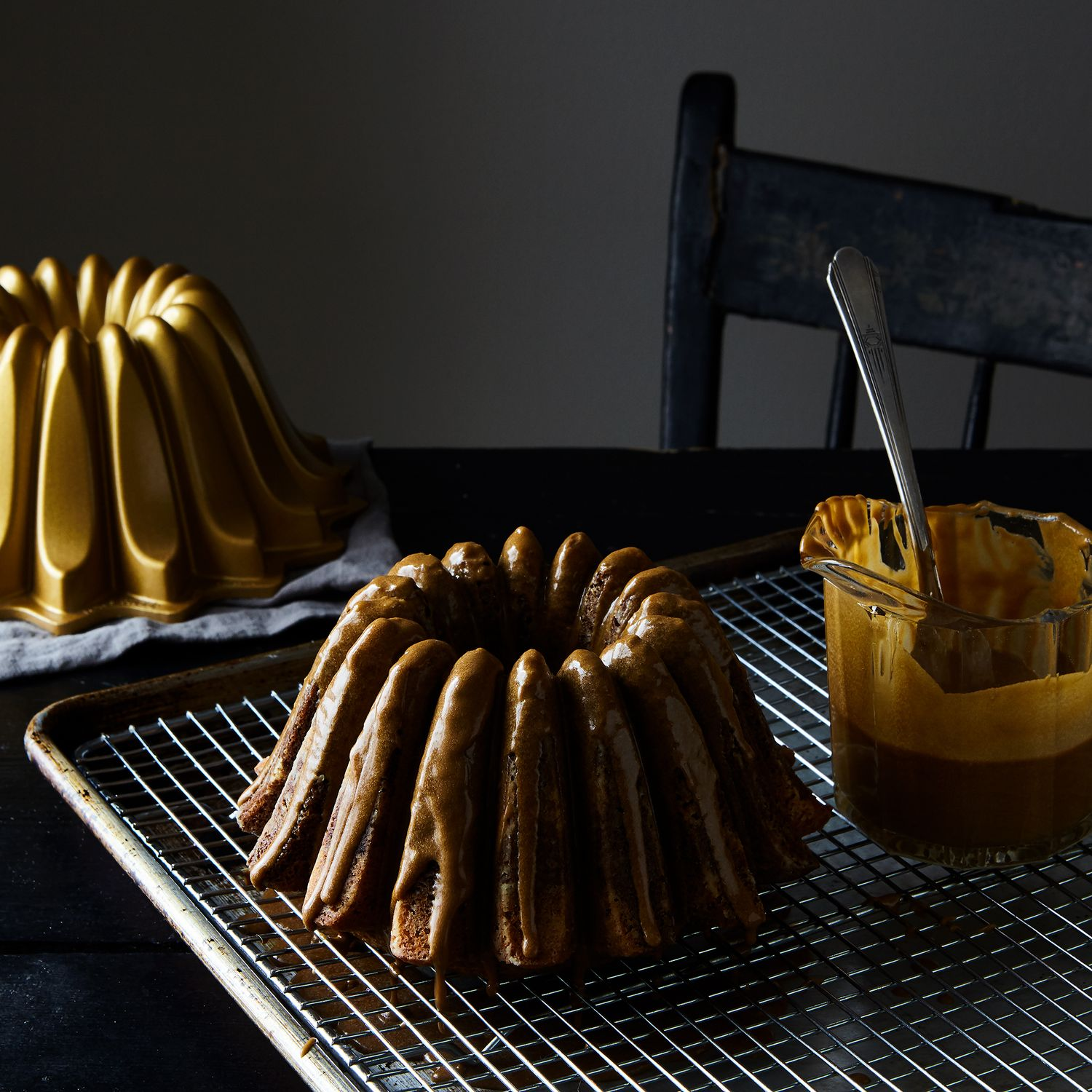 Nordic Ware Lotus Bundt Pan on Food52