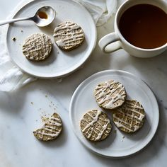 Vietnamese Iced Coffee Cookies for Iced Coffee Season (and Beyond)