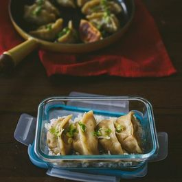 dumplings & pot stickers by snowgeisha