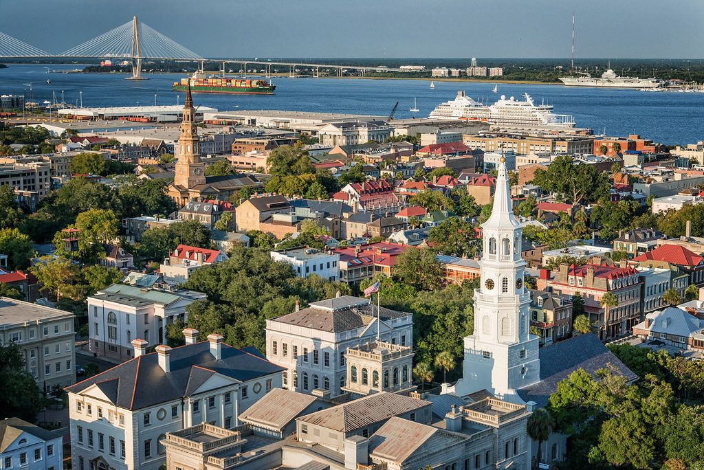 what to eat drink and do in charleston south carolina