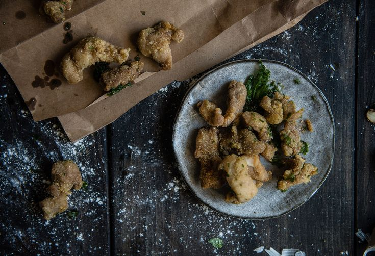 How to Make Taiwanese Popcorn Chicken