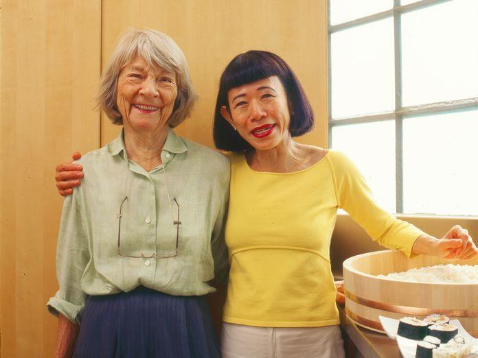 The Extraordinary Friendship of Judith Jones and Hiroko Shimbo