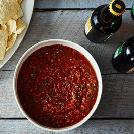 Salsa by judith@hudsonvalleycooking