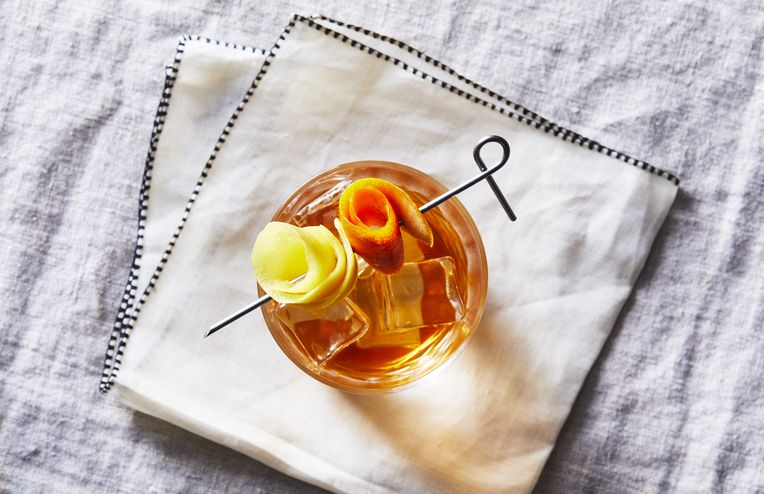 How to Make Old Fashioneds That are Anything But