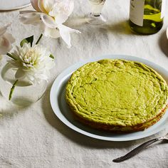 This Minty Ricotta Torte Is All I Want to Eat Right Now