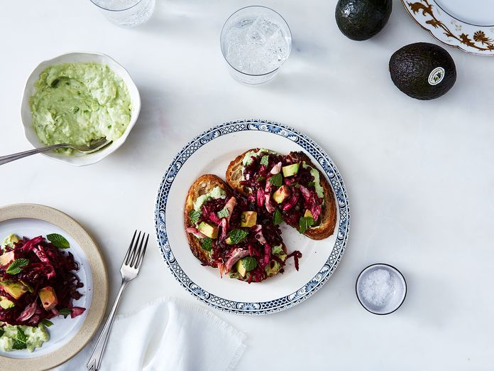 A Very California Salad from Sqirl That Can Masquerade as a Sandwich