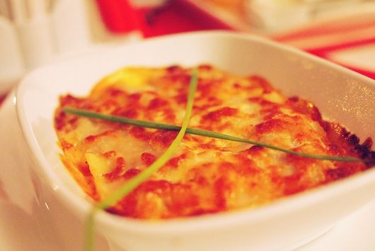 Slow-Cooker Vegetarian Lasagne Recipe