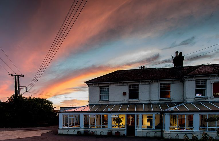 The Cozy British Pub That Just So Happens to Have a Michelin Star