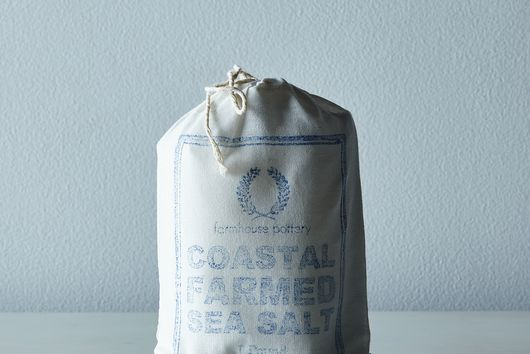 Coastal Farmed Sea Salt, 1lb