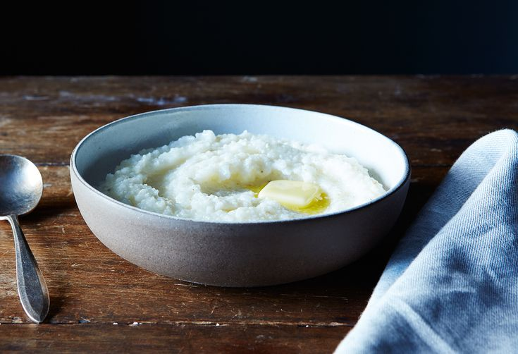 A Better, Truer, More Southern Way to Make Grits