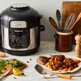 Instant Pot + Slow Cooker by Ruth