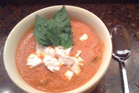 Not Your Everyday Creamy Tomato Soup