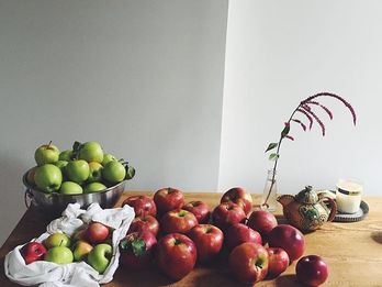 How I Cooked Through 30 Pounds of Apples in One Week
