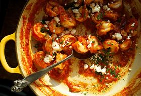 Greek-Style Shrimp in Tomato Sauce (+ 10 Steps to a Better Sauté)