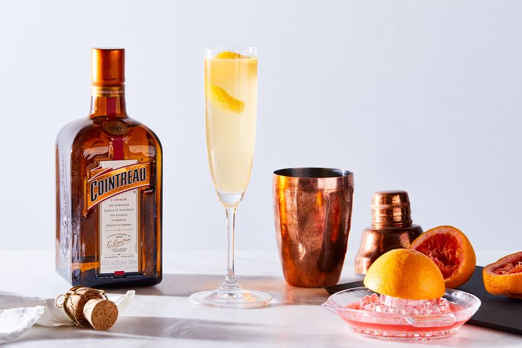Kiss the Ring, a Riff on the French 75
