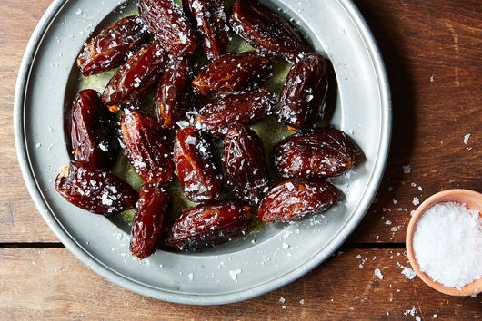Wanna Date? That Is, Sautéed Dates for Dinner All Week