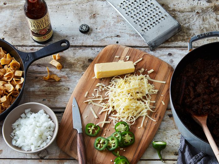 How To Do Frito Pie Like A High School Concession Stand
