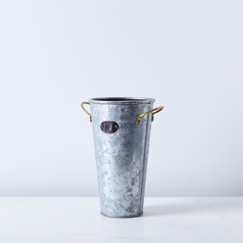 Metal Flower Bucket On Food52