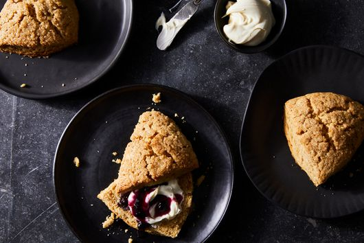 The Lightest, Fluffiest Scones Skip This Important Ingredient