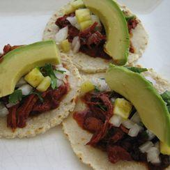 Taquitos Yucatecos
