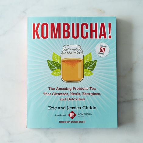 Kombucha! Signed Copy