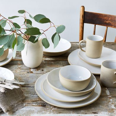Food52 Dinnerware, by Jono Pandolfi
