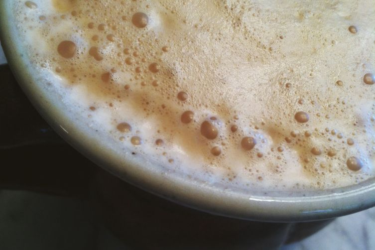 Coconut Honey Latté