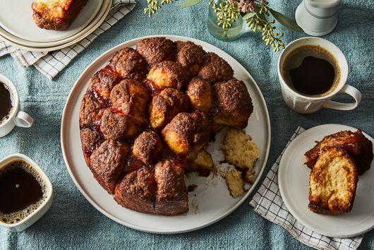 Cinnamon-Sugar Pull-Apart Bread (Aranygaluska)
