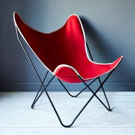 Steel Sling Chair