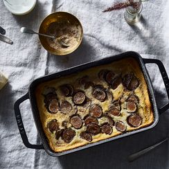Cardamom, Fig & Quince Come Together in a Fragrant French Dessert