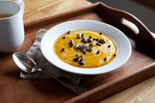 Pumpkin Mush